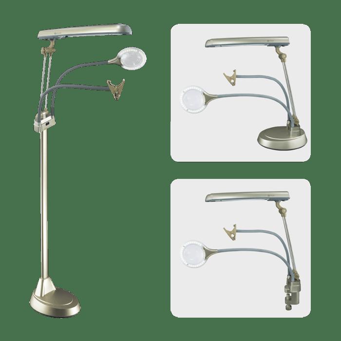 Ultimate 3-in-1 Craft Lamp