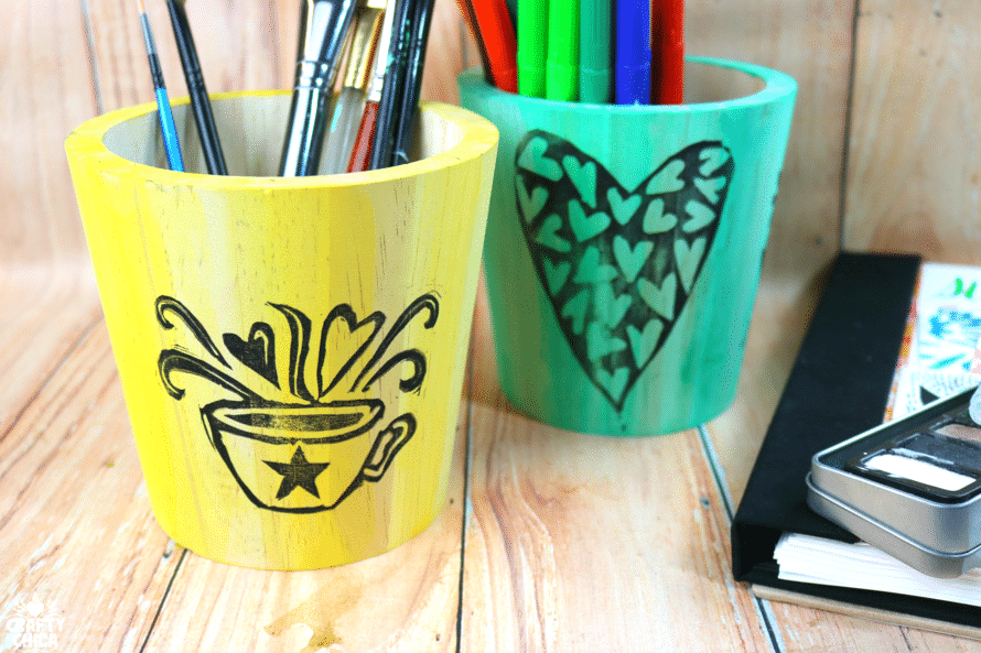 VIDEO: Linocut & Block Printing Tutorial - The Crafty Chica