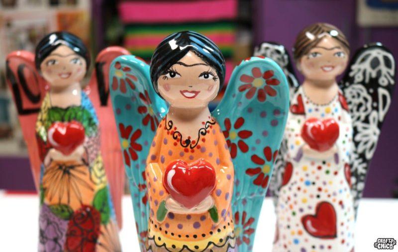 Amiga angels by Crafty Chica.