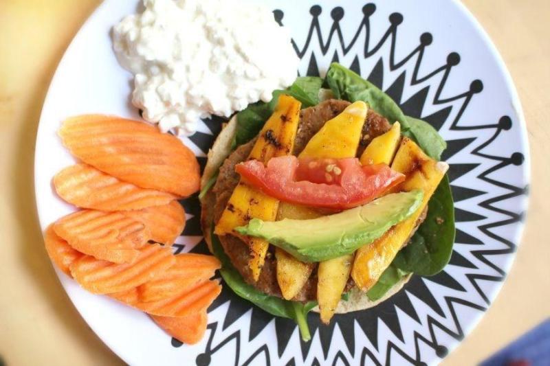 turkey-burger- #craftychica #recipes #recipe roundup