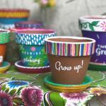 Cricut Joy Projects Diy Flower Pots The Crafty Chica Crafts Latinx Art Creative Motivation