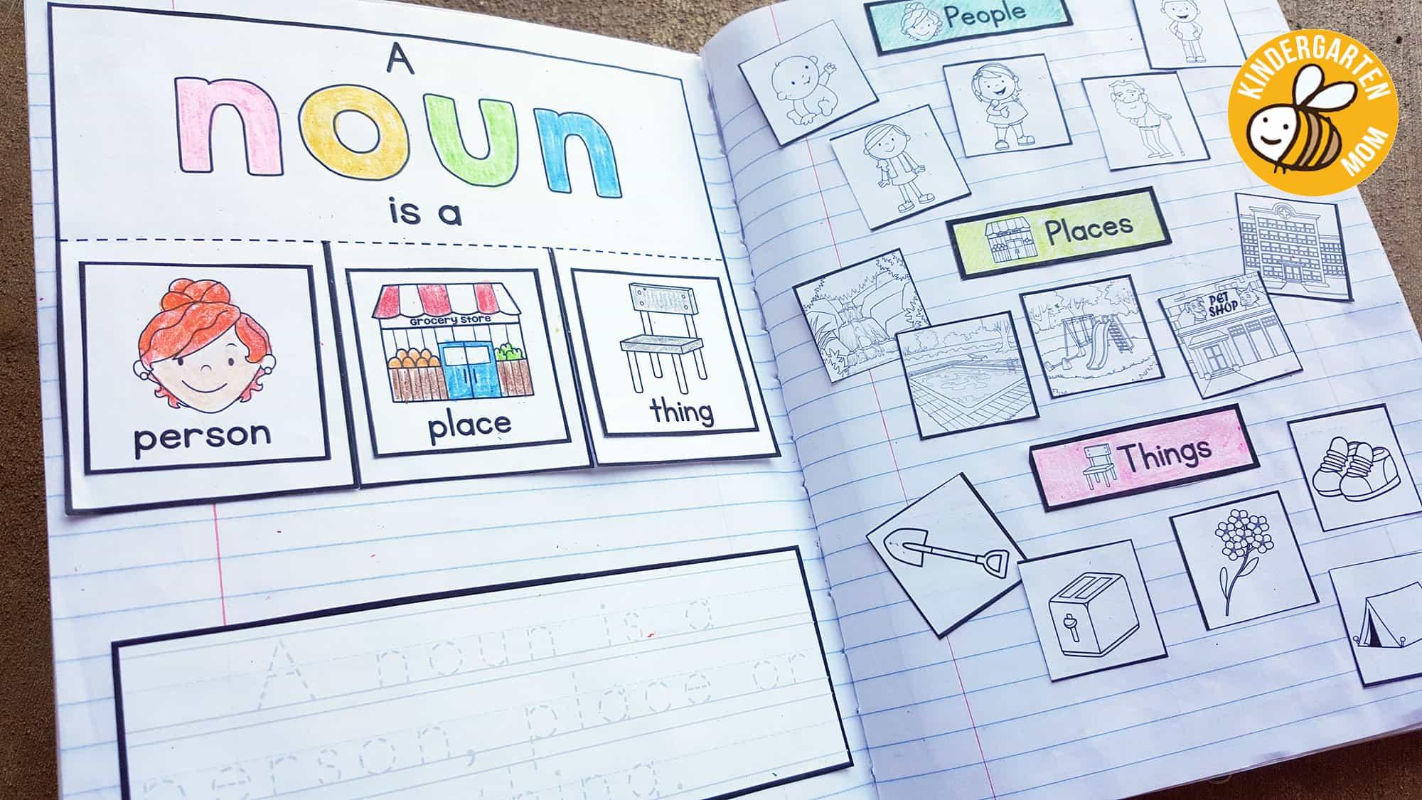 Write Interactive Grammar Notebook
