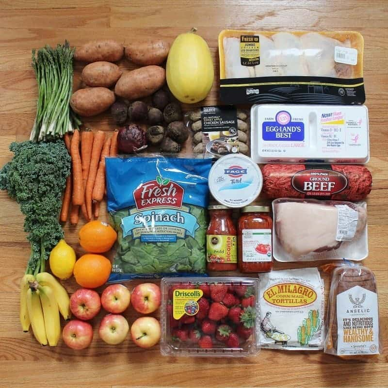 20 Minute Grocery Haul   Crafty Coin