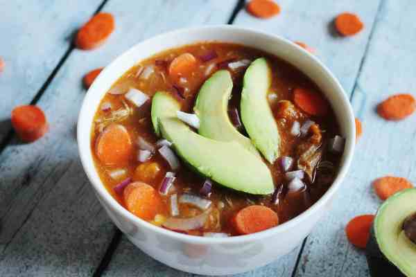 Mexican Soup (3)