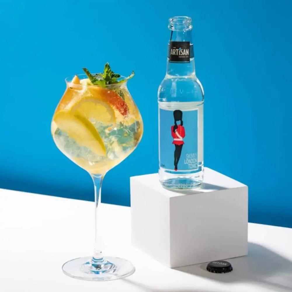 The Artisan Drinks Co Skinny London Tonic