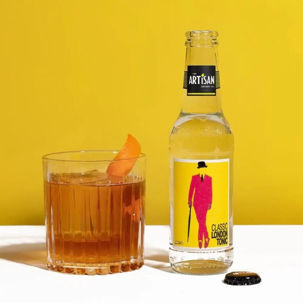The Artisan Drinks Co Classic London Tonic