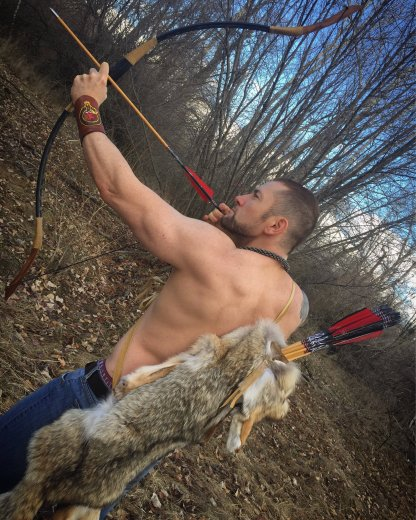 coyote quiver