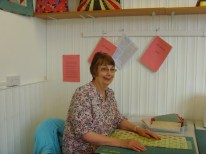 Monday quilters at Ritas 3