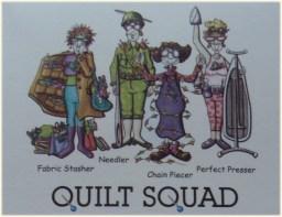quilt squad