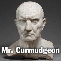 Mr. Curmudgeon
