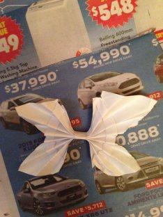 Fev Folded Butterfly1