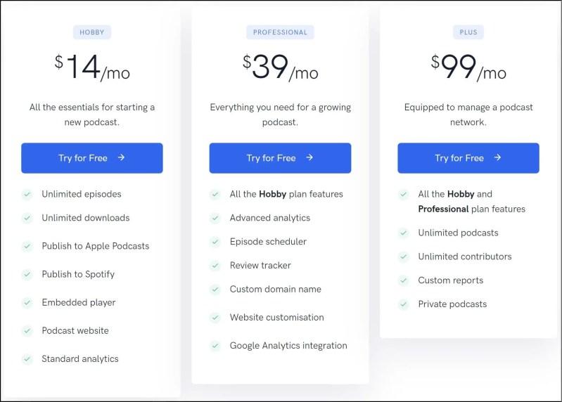 Zencast Pricing
