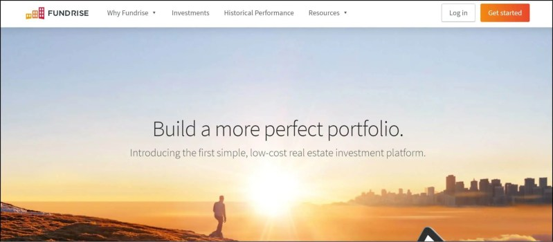 Fundrise Real Estate Investing App