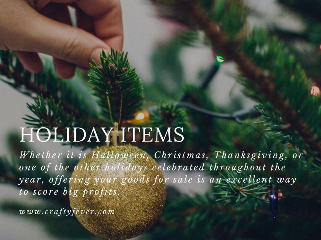 Best Selling Etsy Items 2016 - Holiday Products