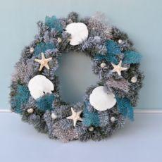 Nautical Holiday Wreath