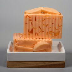 Homemade Argan oil soap
