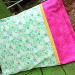 Easy Pillowcase Diy Video Tutorial Crafty Gemini