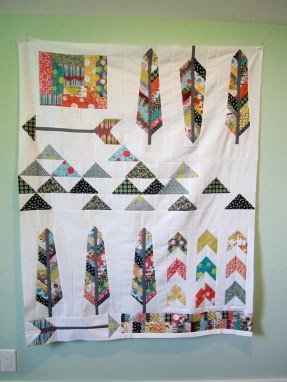 Feather Mountain Quilt