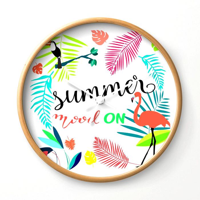 summer-is-on420995-wall-clocks
