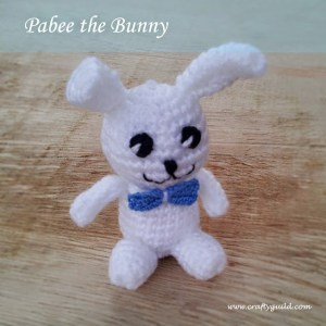 pabee the bunny