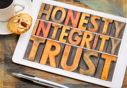 How to Build Trust With Your Audience?