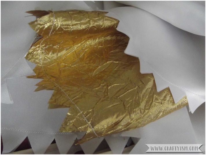 Step 5 Golden Snitch Cuddle Pillow