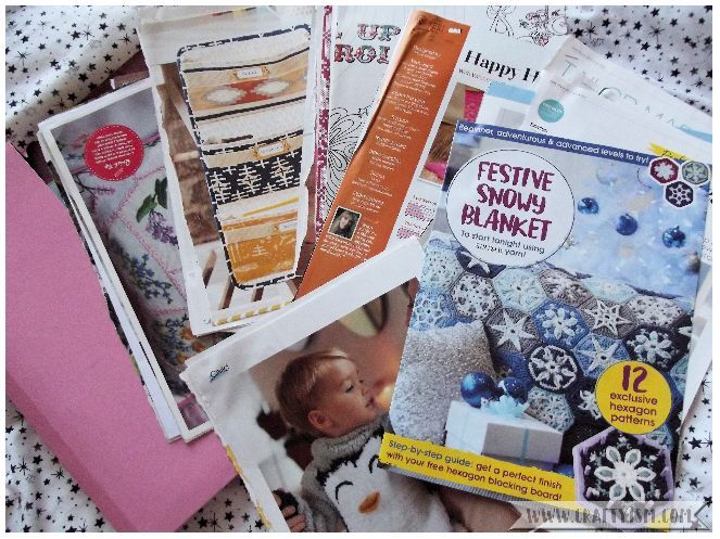 5 Top Ttips: How I became an organised crafter   minimise the magazines