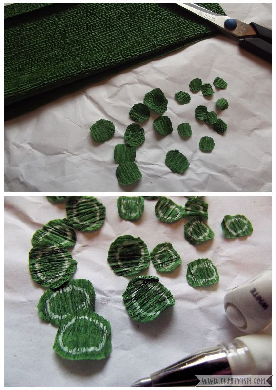 How to St. Patrick's Day Shamrock Brooch | Step 1