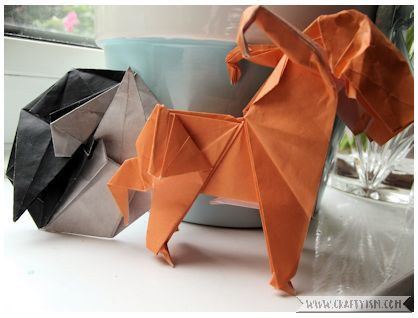 Craft Book Review - Perfectly Mindful Origami by Mark Bolitho | Tried and Tested