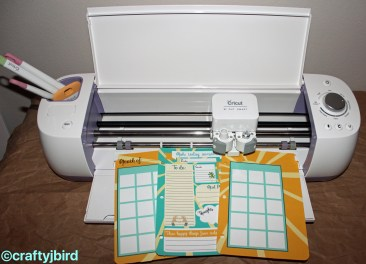 Visit craftyjbird.com to find out more on how to make these summer cute planner inserts!