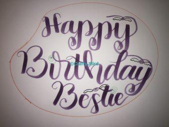 Best's Birthday -- Visit CraftyJBird.com for more info..