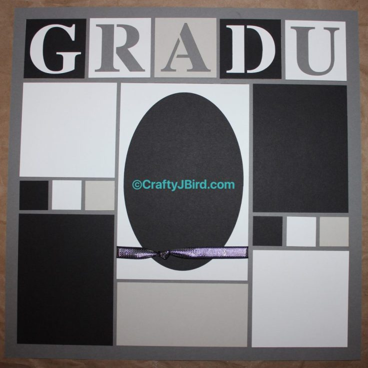 Winter Graduation -- Visit CraftyJBird.com for more info...