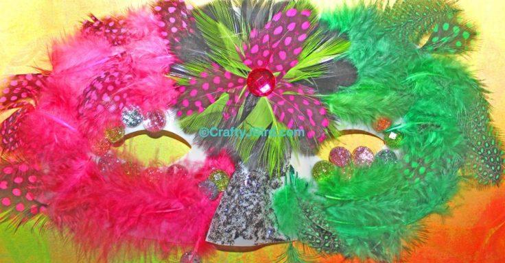 Happy Mardi Gras -- Visit CraftyJBIrd.com for more info..