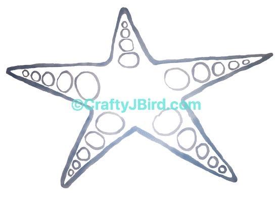 You're a Star -- Visit CraftyJBird.com for more info...