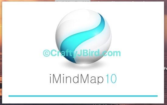 iMindMap -- Visit CraftyJBird.com for more info...