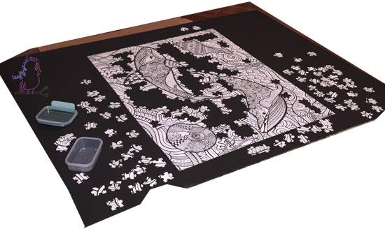 Puzzle 2 Puzzle -- Visit CraftyJBird.com for more info...