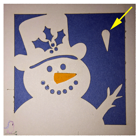 Mosaic Moments Frosty Winter -- Visit CraftyJBird.com for more info...