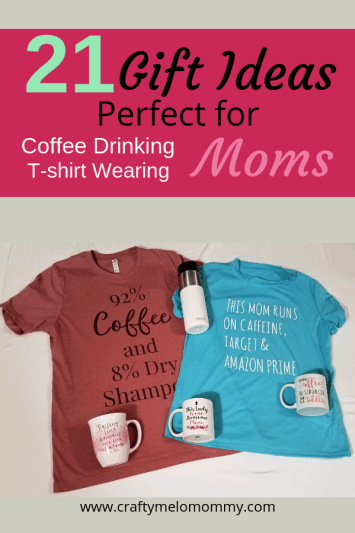 Fun and cute gift ideas for moms. Great gifts from kids, husbands, or friends.