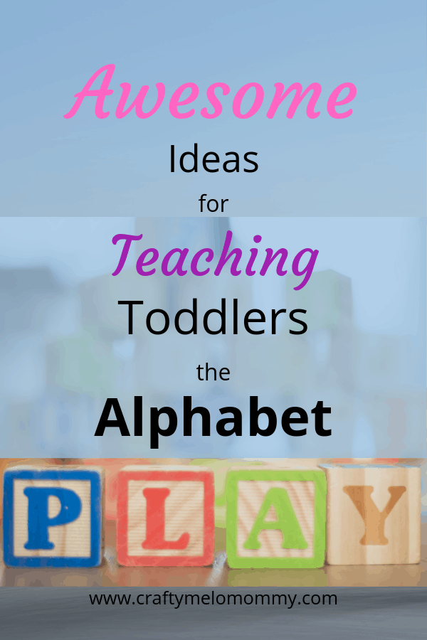 These awesome ideas will keep your toddler learning with play.