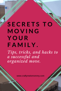 To the best secrets, I found when I was packing and moving our family. Great for while you are pregnant or if you have a toddler running around.