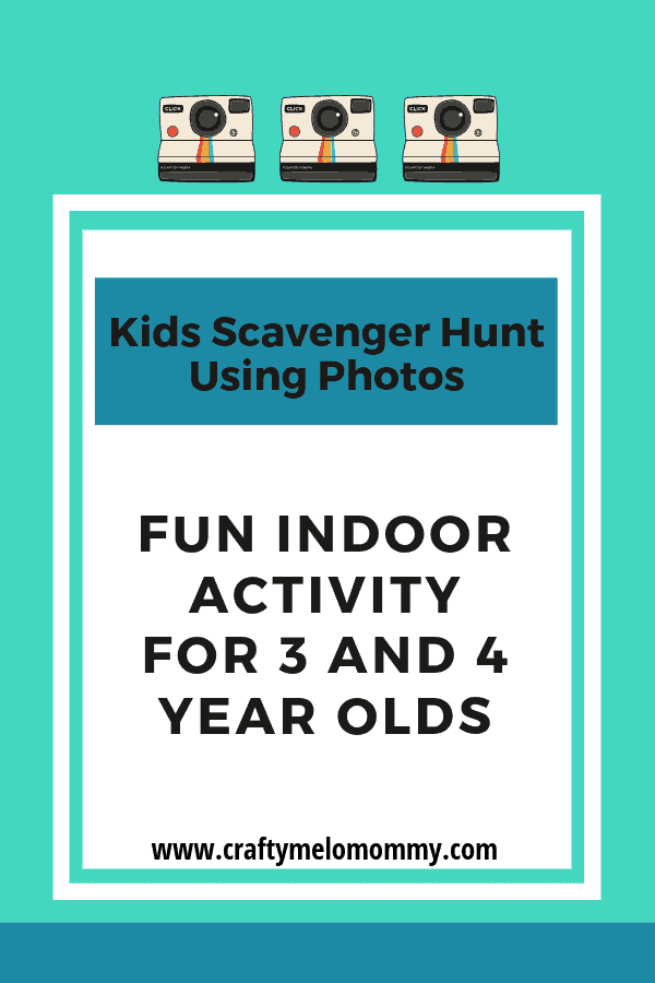 Learning activity for your kids. This photo scavenger hunt is perfect for teaching colors, shapes, numbers and letters! Free printable cards!