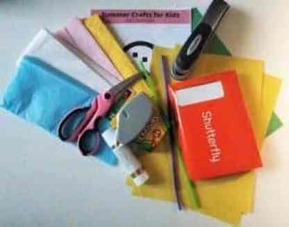 Summer Craft Supplies