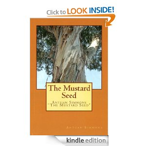 #freeEbook: The Mustard Seed by Antuan Simmons {Amazon}