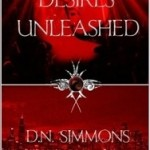 Desires Unleashed by D.N. Simmons #booktour #bookreview