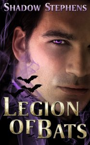 Cover Reveal: The 13th and Legion of Bats by Shadow Stephens {2/9} #giveaway