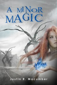 A Minor Magic by Justin Macumber #bookreview #booktour