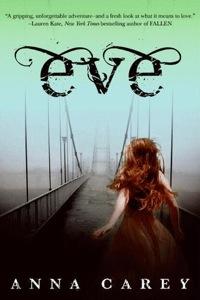 Eve, The Eve Novels by Anna Carey