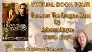 VBT Forever The Dragon Wars Banner