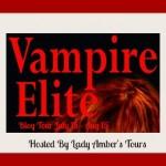 Vampire Elite by Irina Argo #booktours #bookreviews