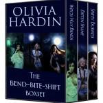 It's finally here! The Bend-Bite-Shift by Olivia Hardin Box Set! #bookset #cheapreads